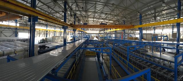 Isopan Rus production
