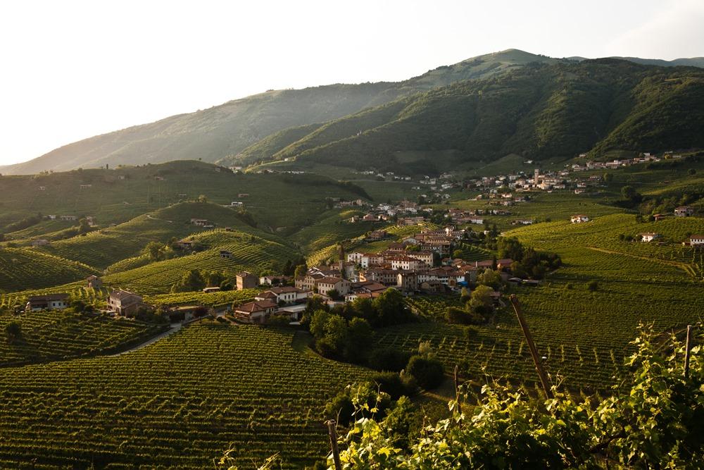 The Prosecco DOCG hills 01 - Photo -®Mattia Mionetto