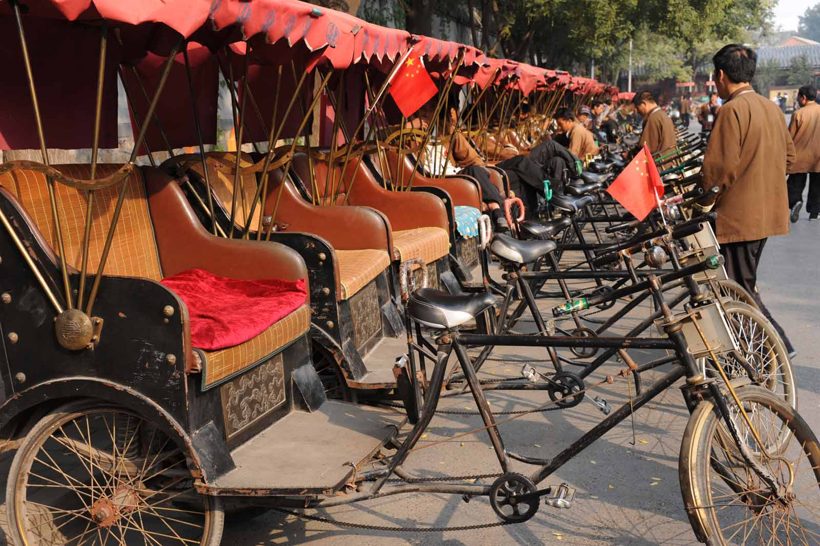 rickshaw-china