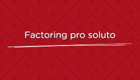 Factoring Pro Soluto