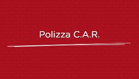 Polizza C.A.R.