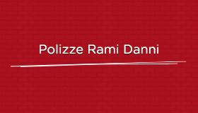 Polizze rami danni