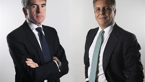 SACE - AD Pierfrancesco Latini e Presidente Rodolfo Errore