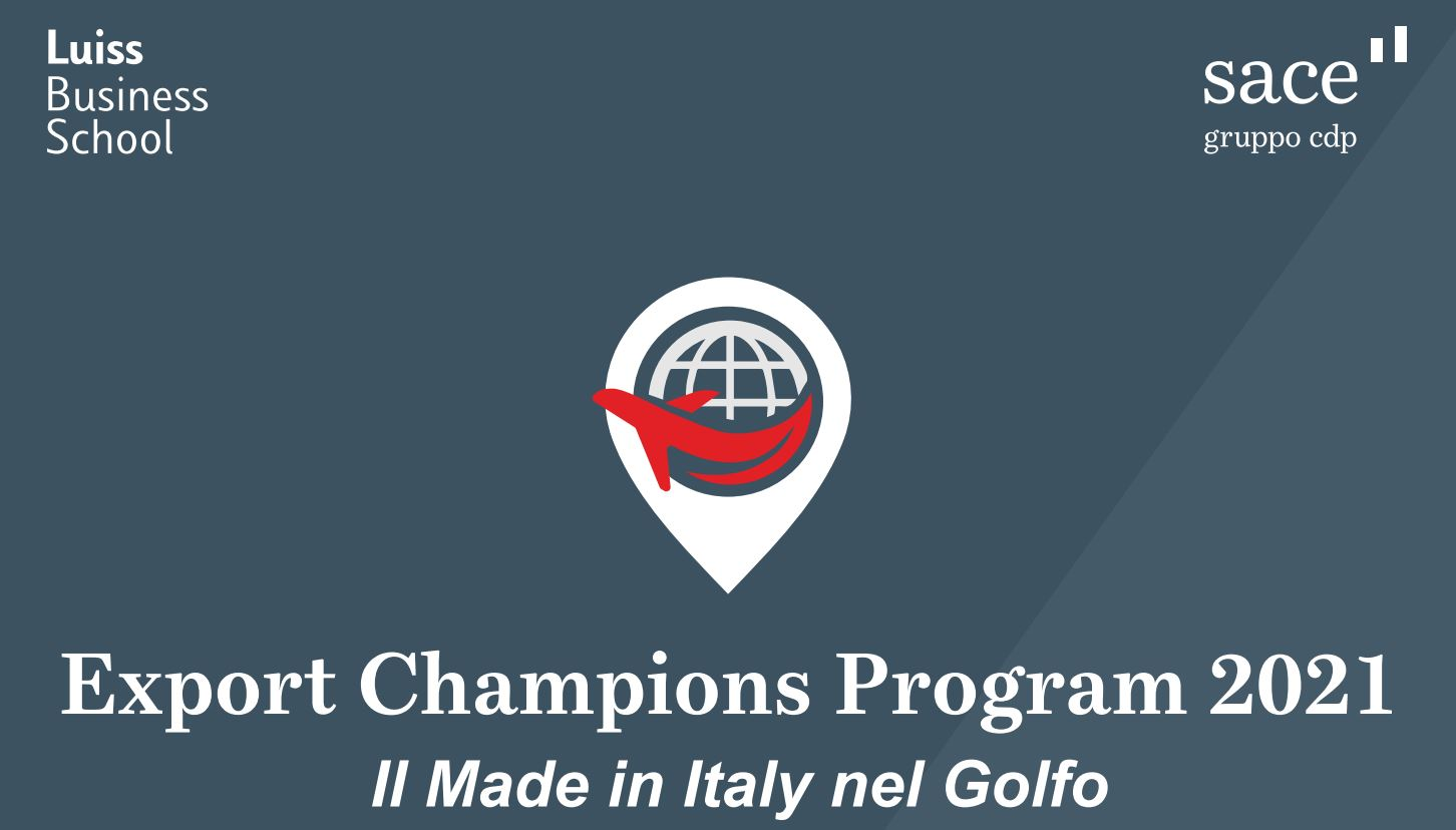 Export Champion Program