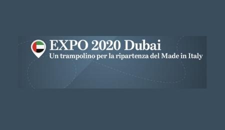 Expo Dubai 2020 webinar Luiss