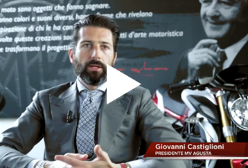 Stories of emerging business - MV Agusta